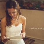 Vintage Wedding Portraits