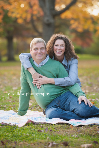 engagement photographer Quincy IL