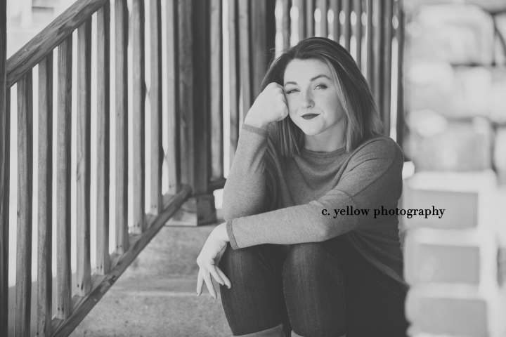 senior portraits Quincy IL
