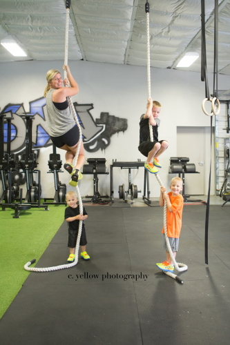 QTown Crossfit Quincy IL