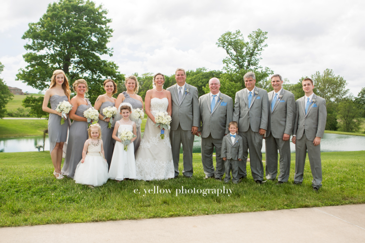 Macomb IL wedding photographer