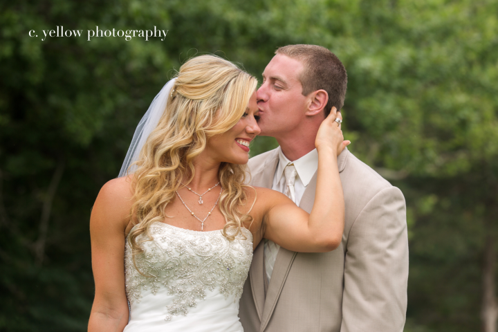 Keokuk IA wedding photographer
